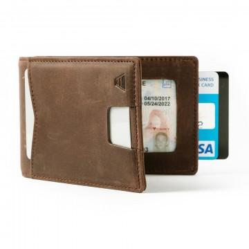 The Apollo - Lompakko:  The Apollo -lompakko tarjoaa helpon ja nopean pääsyn päivittäin käytetyille korteillesi. Tukeva klipsu pitää pitää...