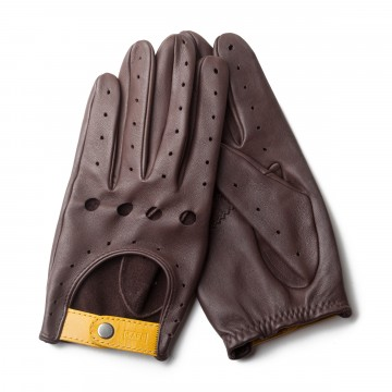 Triton Driving Gloves:  Triton driving gloves are handcrafted with special care to small details, making them durable and incredibly soft to...