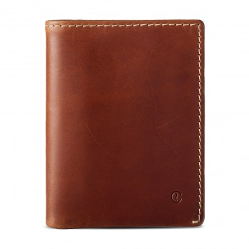 Costa Rica Wallet:  Costa Rica is a slim leather wallet featuring 4 quick access card slots and 2 protected sections, holding 14+ cards...