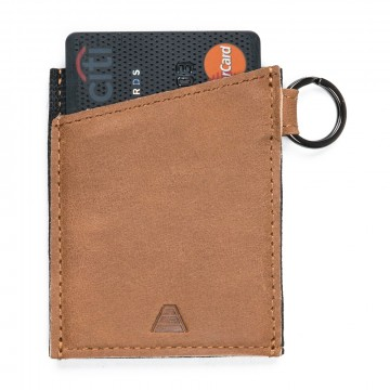 The Leo Wallet:  The Leo wallet takes your most important items on the go. You can store 8+ cards and hook keys while maintaining low...