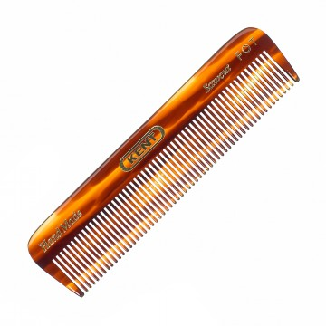 FOT Pocket Comb:  FOT is a handmade110mmall fine pocket comb, made from large sheets of cellulose acetate rather than being...