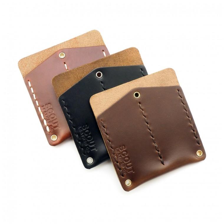 Scout Leather Pocket Protector - Tarvikesuoja