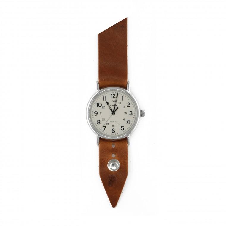 Form•Function•Form FFF × Timex Weekender 40 White - Rannekello