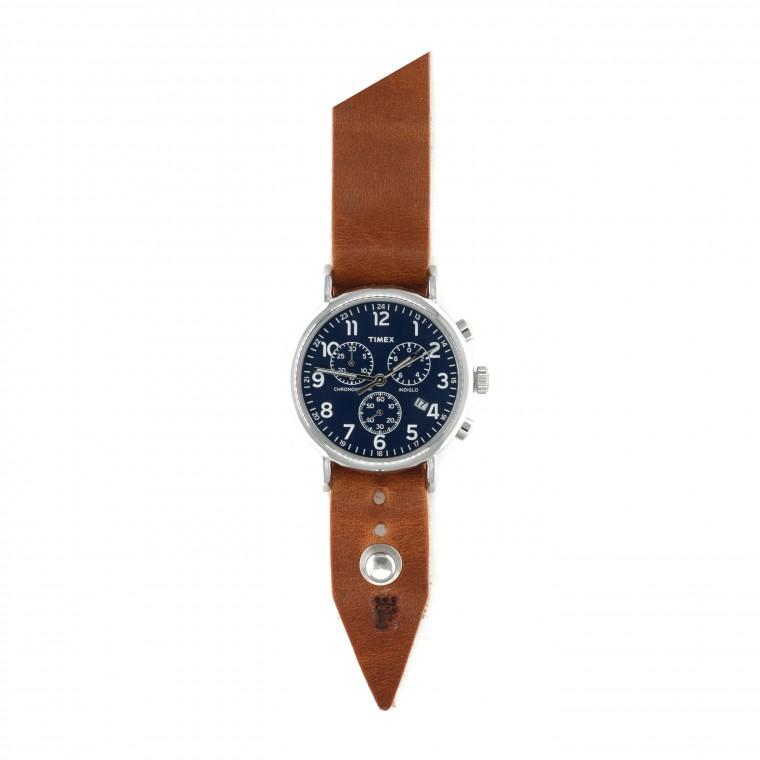 Form•Function•Form FFF × Timex Weekender Chronograph 40 Cobalt