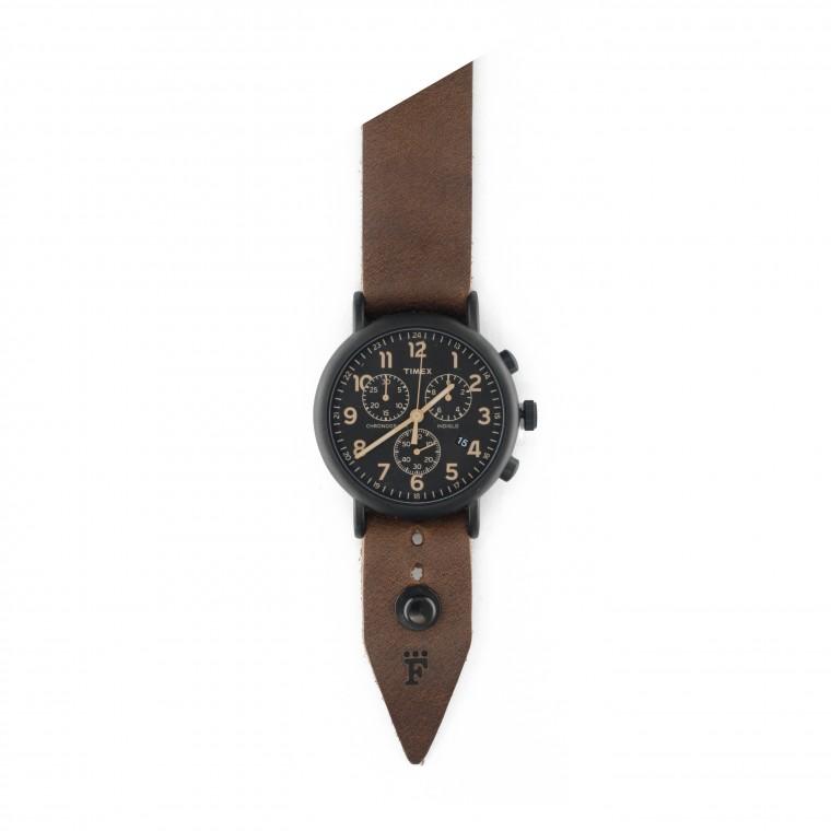 Form•Function•Form FFF × Timex Weekender Chronograph 40 Night