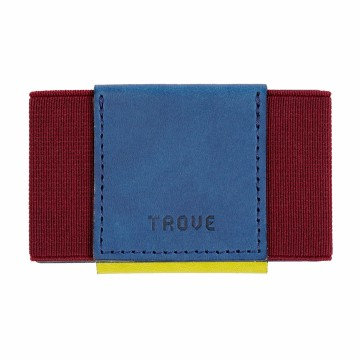 Wallet:  Trove is the ultimate slim wallet and card case, made in England by expert craftsmen using the finest materials....
