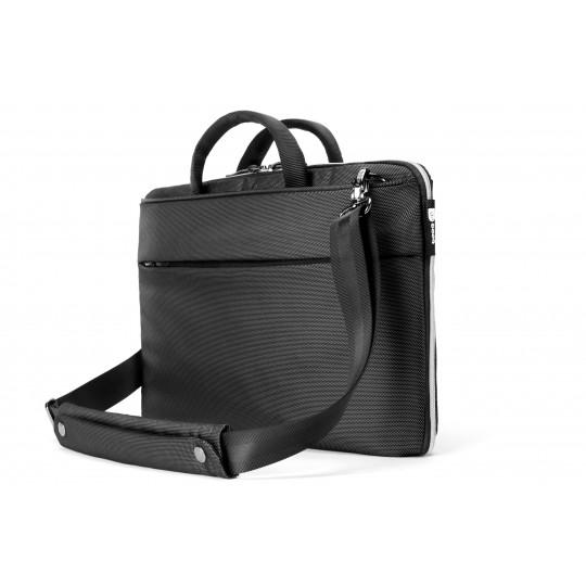 Taipan Superslim - Laukku:  Ohut, virtaviivainen ja hyvin viimeistelty Taipan Superslim -läppärilaukku on suunniteltu jokapäiväiseen käyttöön....