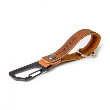 Keyton Clip Keychain:  The Keyton Clip features a custom stainless steel carabiner, making it the perfect keychain for quick attach and...