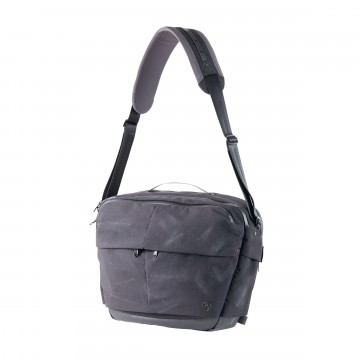 Large Shoulder Bag:  The Large Shoulder Bag is an upgrade to the original shoulder bag. It has an external pocket for easy access to the...