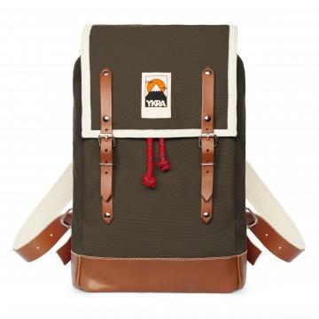 Matra Mini Leather - Reppu:  Tämä klassinen Ykra -patikkareppu on valmistettu vahvasta puuvillakankaasta ja viimeistelty italialaisella...