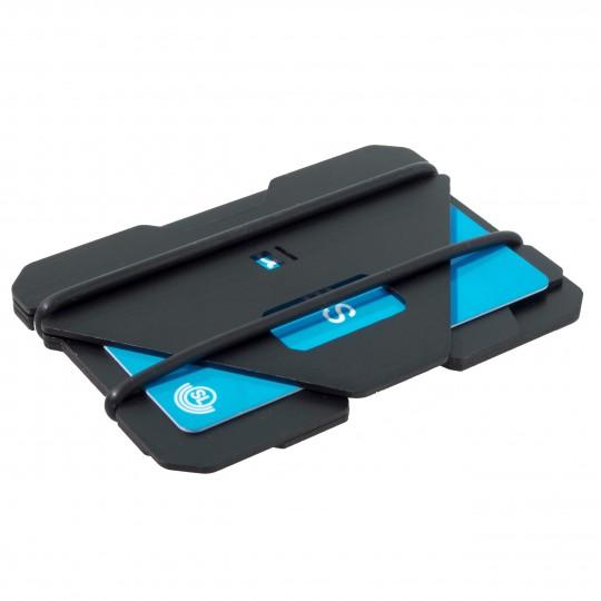 A3 Aluminum - Lompakko:  A3 on pienokokoinen, kolmesta anodisoidusta alumiinilevystä valmistettu lompakko, jossa on hyvin tilaa yleisimmille...