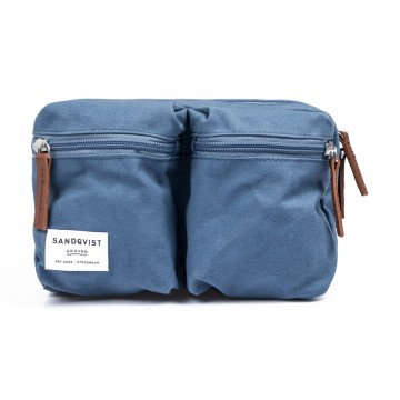 Paul Bum Bag:   Paul bum bag is made from unlined organic cotton and recycled polyester canvas with top grain leather details. You...