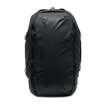 Travel Duffelpack 65 L:   A duffel with maximum comfort, expansion, and capacity.  