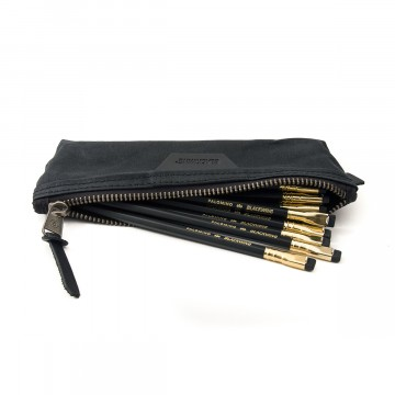 Pencil Pouch:  This pencil pouch designed specifically for Blackwing, holding up to 14 unsharpened Blackwing pencils.  Each pouch...