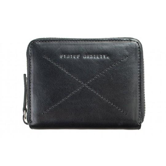 Darius - Lompakko:  Vetoketjullinen Darius-lompakko on italialaisesta full-grain -nahasta valmistettu pieni tilaihme. Lompakko sisältää...