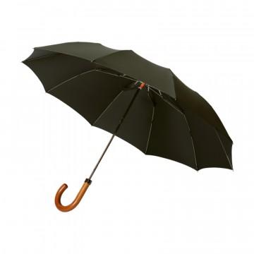 Maple - Paraply:   London UndercoverMaple håller regnet borta på ett tillförlitligt sätt med brittisk klass. Käpphandtaget är...