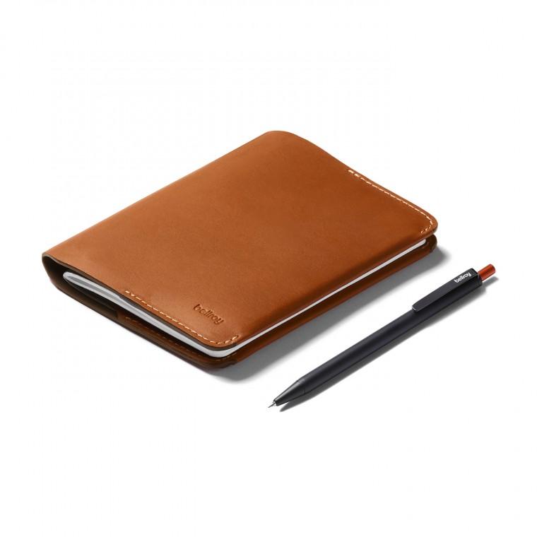 Bellroy Notebook Cover & Kynä