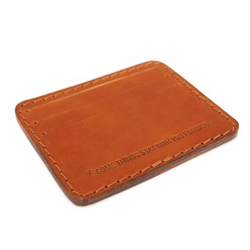 Alvados Card Case:  Practical and functional the words who best define the Alvados Card Wallet. This card case has on its front 3 slot...