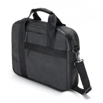 Office Bag Leather - Laukku:   Nahkaosioilla varustettu Office Bag    Office Bag -laukku sopii alati liikkeellä oleville ammattilaisille, jotka...