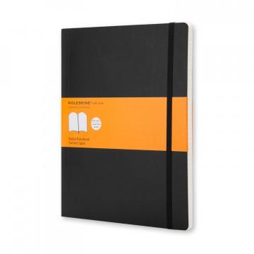 Classic XL - Muistikirja:  Classic XL -muistikirjassa on tilaa ajatuksille ja ideoille. Kirjassa on Moleskinen tapaan pyöristetyt kulmat ja...