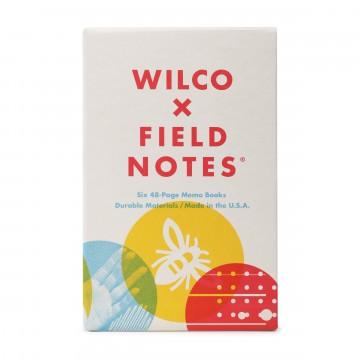 Wilco 6-Pack Memo Book: