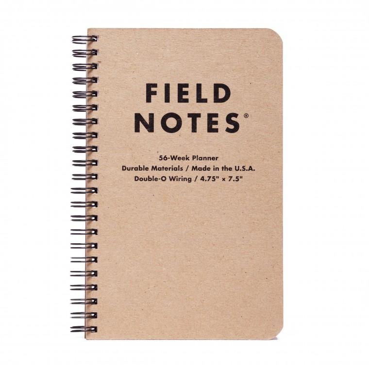 Field Notes 56-Week Planner - Kalenteri