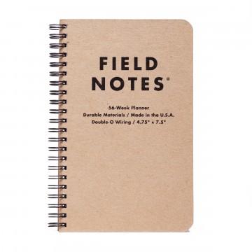 56-Week Planner - Kalenteri:  56-Week Planner on Steno-muistivihkon ja kalenterin yhdistelmä. Se on kestävä kalenteri, joka näyttää hyvältä ja...