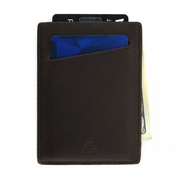 The Duke Wallet:  The Duke is a simple wallet that holds your essentials such as cards, business cards, cash - all the while staying...