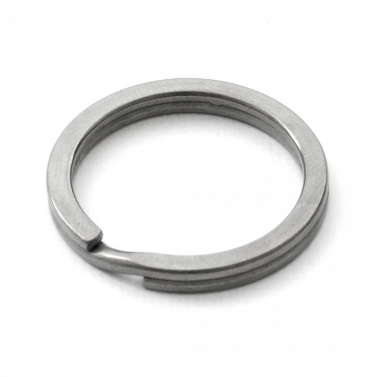 Gear Infusion Titanium Keyring