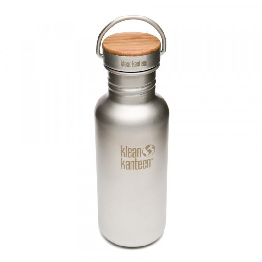 Reflect 532 ml Drinking Bottle:  Stainless steel Reflect bottle keeps you hydrated during the day and does it with class by its timeless design....