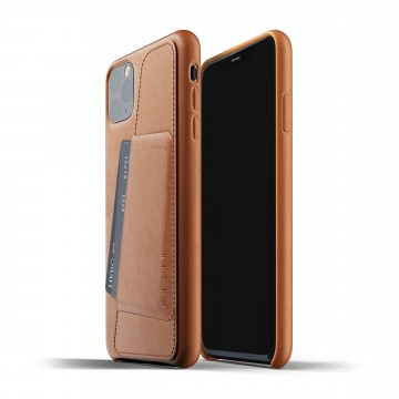 Full Leather iPhone Max Wallet Case:  The completely redesigned Mujjo Wallet Case is fully wrapped with premium quality full-grain leather, allowing a...