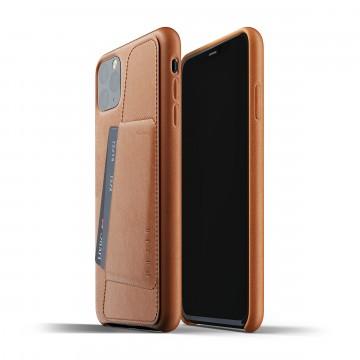 Full Leather iPhone Max Wallet - Suojakansi:  Täysin uudelleen suunniteltu Mujjo Wallet Case -suojakotelo on vuorattu kauttaaltaan full-grain -premiumnahasta,...