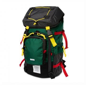 Subalpine Pack - Reppu:  Subalpine Pack yhdistää klassisen vaellusrepun käytettävyyden ja erottuvan Topo Designs -tyyliin. Tilavassa...