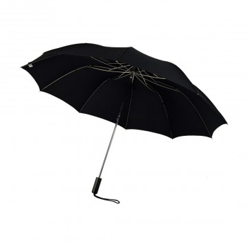 Telescopic TEL2 Maple Straight Umbrella:  TEL2 is a full size telescopic Fox Umbrella with a straight maple wood handle and 10 ribs for extra strenght.The...