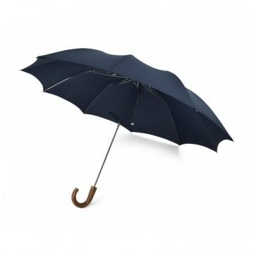 Telescopic TEL1 Maple Crook - Sateenvarjo:  TEL1 on täysikokoinen kokoontaitettava Fox-sateenvarjo käyrällä vaahterapuukahvalla ja 10 vahvalla puolalla. Varjo...