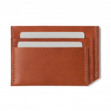 Eave Card Wallet:  The design of the Eave card wallet is inspired by the Finnisharchitectural geometry. The wallet is made of Italian...