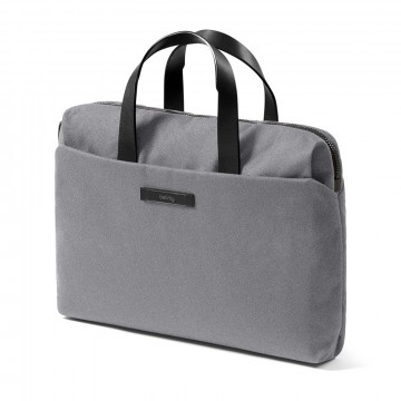 Slim Work Bag:   This is a new kind of work bag - refined and slim, formal yet relaxed. For the modern professional who likes it...