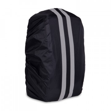 Podium Hi Vis Cover:  The Hi Vis rain cover increases security by keeping you visible at night and protects the Podium backpack if a storm...