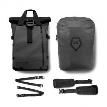 PRVKE 31L Travel Bundle:  The PRVKE 31L Travel Bundle includes the following products:     PRVKE 31L Backpack   Rainfly   Accessory Straps...