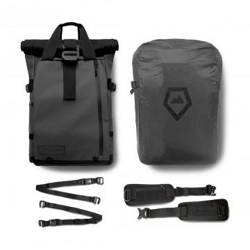 PRVKE 31L Travel - Setti:  The PRVKE 31L Travel Bundle sisältää seuraavat tuotteet:     PRVKE 31L -reppu   Rainfly-sadesuoja   Accessory...