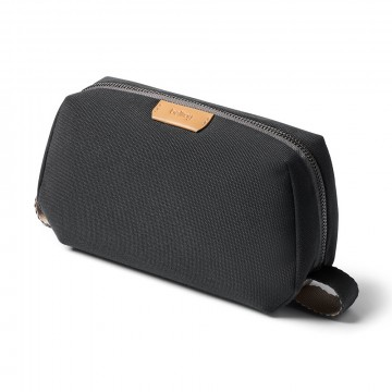 Dopp Kit:  The Dopp Kit sorts all your toiletries into a neat package that slides into your bag. A water resistant lining makes...