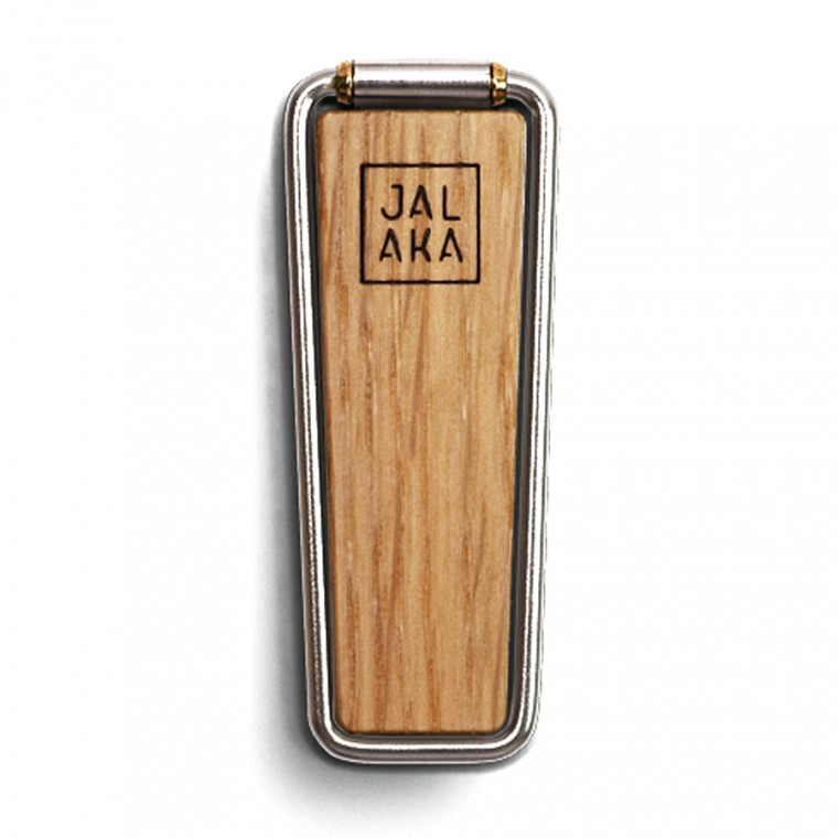 Jalaka Solo Oak Mobile Stand