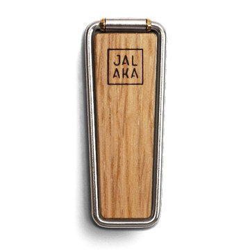 Solo Oak Mobile Stand:  Jalaka Solo Oak becomes handy in those everyday situations where you need a stand or good grip for your phone, such...