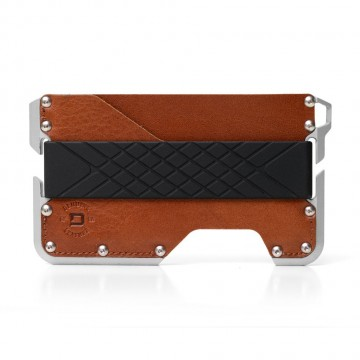 D01 Dapper Wallet:  The clean lines and quality materials of the D01 Dapper Wallet fit from the boardroom to night out on the town. The...
