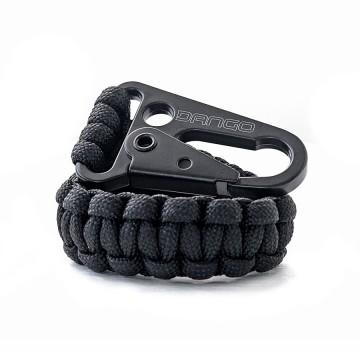 Tether - Hihna:  Tether-hihna on Cobra Weave 550 Paracordia, joka pitää tarvikkeesi turvassa ja kiinnitettynä. Lujatekoinen...