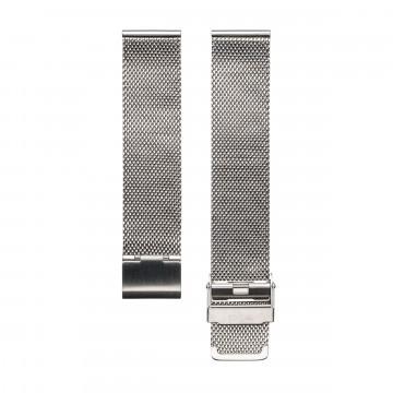 Mesh Strap:  Rohje Mesh kaksiosainen teräksinen verkkoranneke, joka sopii niin Rohje Adventurister -kelloihin kuin yleisestikin...