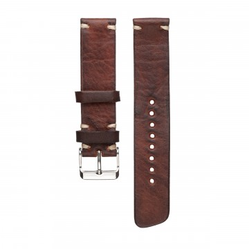 Poronnahkaranneke:  Rohje Reindeer Leather straps are hand made in Finland, Tampere, from Finnish reindeer leather. The two part strap...