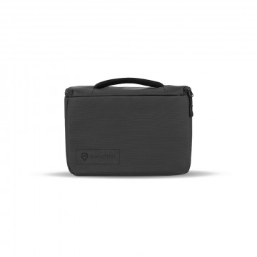 Mini Camera Cube - Kameralaukku:  Mini Camera Cube -laukussa on kattavat kustomointimahdollisuudet, joten voi kantaa kameratarvikkeita huoletta...