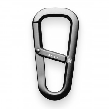 Hardin Carabiner:   The forged carabiner for your everyday carry    The Hardin is a drop-forged carabiner designed from the ground up...