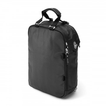 Daypack:  Daypack adapts well to your daily life. The handles can be attached either horizontally or vertically, and the bag...